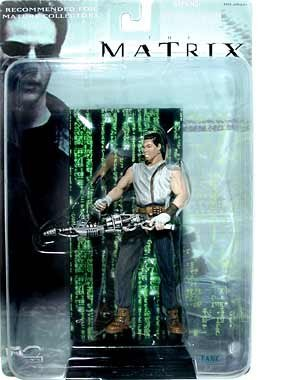 2000 N2 Toys The Matrix Action Figure - Tank - 1