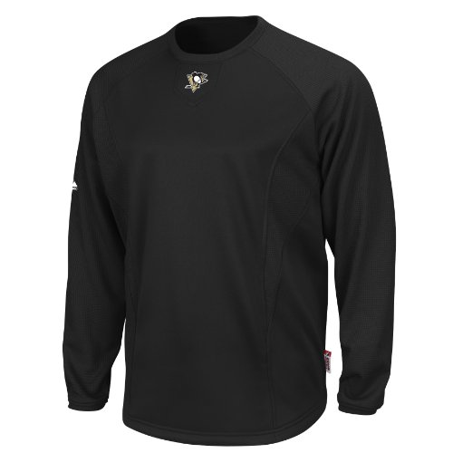 NHL Pittsburgh Penguins Long Sleeve Crew Neck