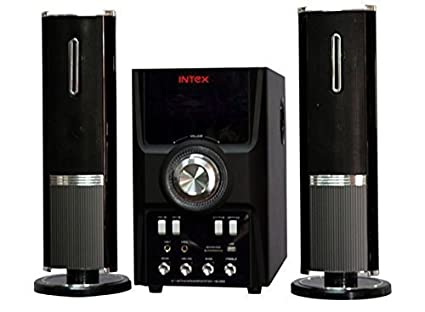 Intex IT 5000 SUF 2.1 Channel Multimedia Speakers available at Amazon for Rs.3499