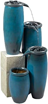 Kenroy Home Agua Indoor/Outdoor Fountain