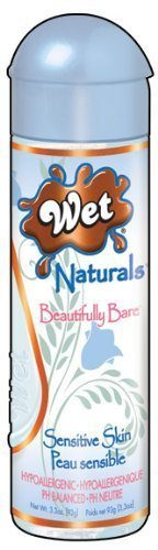 Wet Naturals Enriched Intimacy Gel, Beautifully Bare