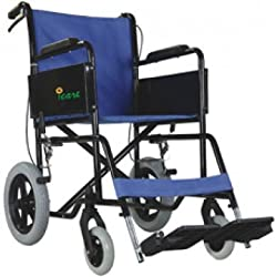 Active For All Folding Attendent Wheel Chair