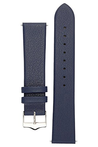 signature-easy-in-blue-20-mm-extra-long-watch-band-replacement-watch-strap-genuine-leather-silver-bu