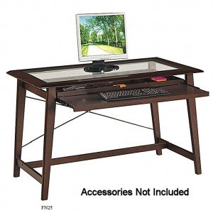 Buy Low Price Comfortable Office Star Fenton Computer Desk (B004ZRDXBM)