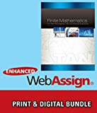 img - for Bundle: Finite Mathematics for the Managerial, Life, and Social Sciences, 11th + Enhanced WebAssign Printed Access Card for Applied Math, Single-Term Courses book / textbook / text book