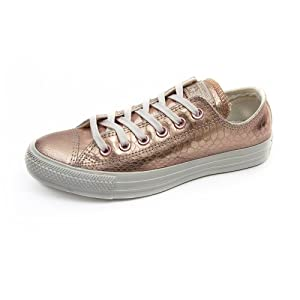 converse all star ox trainers pink 8 uk shoes bags. Black Bedroom Furniture Sets. Home Design Ideas
