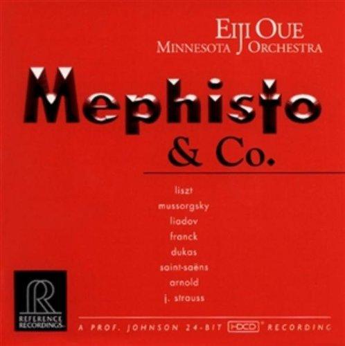 A.V.: Mephisto   Co. (Hdcd)