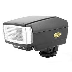 Hot Shoe Mount Flash Light Speedlight for Canon Nikon DSLR Camera