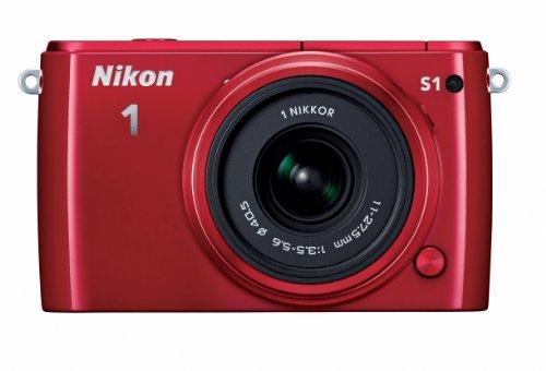 Nikon 1 S1 10.1 MP 2015