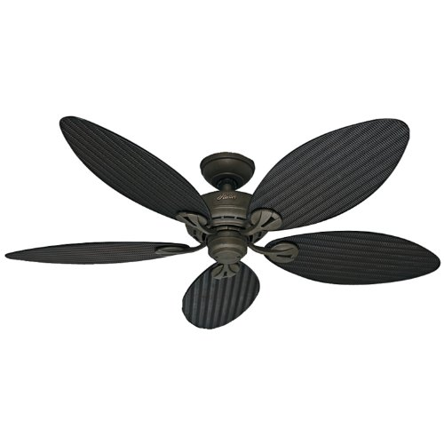 Review: Hunter Bayview Provencal Ceiling Fan - First Rate Fans