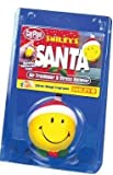 Smiley Santa Air Freshener And Stress Ball Christmas Stocking Filler