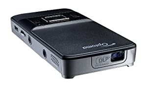 Optoma PK201, VGA, 20 LED Lumens, Pico Pocket Projector