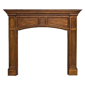 Amazon.com - Pearl Mantels Vance Wood Fireplace Mantel
