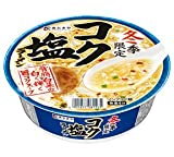 寿がきや 冬季限定  コク塩ラーメン 1箱(12入)