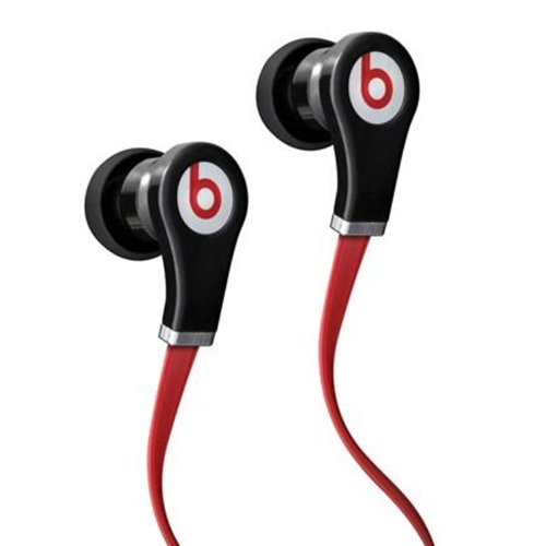 Monster Cable Beats Tour In-Ear Headphones (Black)