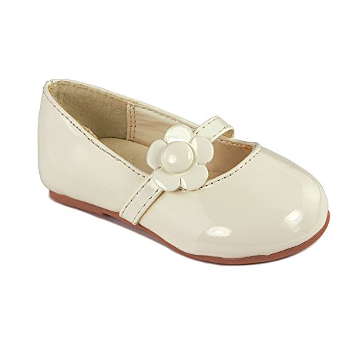 Christening Shoes Ivory