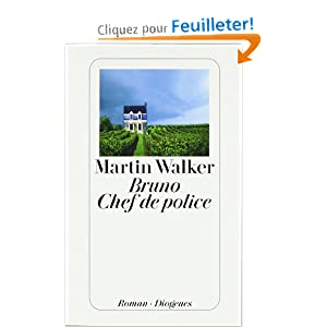Bruno chef de police martin walker michael for Bruno fourniture de bureau
