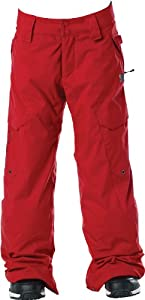 DC Youth 3-5K Banshee K11 Pant (Athletic Red, Small)