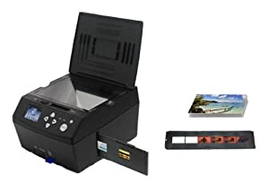 "Introducing the latest SVP Model PS6800 4GB Digital Photo / Negative Films / Slides Scanner with built-in 2.4"" LCD Screen"