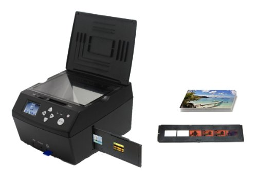 """Introducing The Latest Svp Model Ps6800 4Gb Digital Photo / Negative Films / Slides Scanner With Built-In 2.4"""" Lcd Screen"""