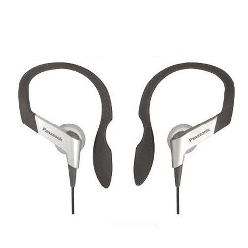 Panasonic RP-HS6E-S Earhook Headphone (Silver)