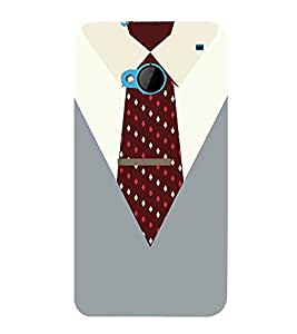 Manager Dress Code Cute Fashion 3D Hard Polycarbonate Designer Back Case Cover for HTC One :: HTC One M7