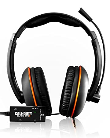 Call of Duty: Black Ops 2 Turtle Beach Ear Force KILO Headset (PS3/Mac/PC/Xbox 360)