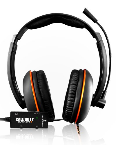 Turtle Beach Call of Duty: Black Ops II KILO Limited Edition Stereo Gaming Headset