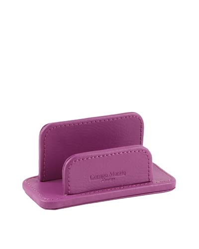 Campo Marzio Business Card Holder, Cyclamen As You See
