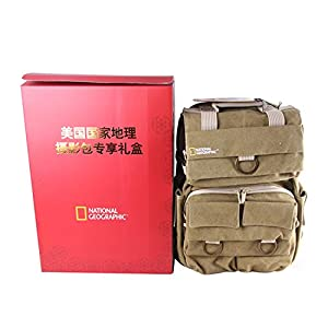 National Geographic NG 5160 Earth Explorer Medium Backpack