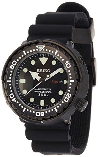 [プロスペックス マリンマスター]PROSPEX  MARINE MASTER 腕時計 ダイバーズウオッチ クオーツ サファイアガラス 300m ダイバー SBBN035 メンズ