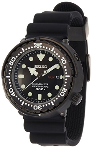 Seiko PROSPEX Marinemaster Quatz Professional Mens Watch SBBN035 (Japan Import)