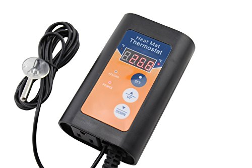 Fermentation Temperature Controller by The Weekend Brewer (Fermenter Heater compare prices)