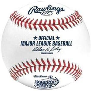 2010 All-Star Game (White) Home Run Derby Rawlings Official Major League Baseballs
