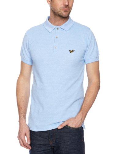 Voi Twistredford Polo Men's T-Shirt Crystal Blue XX-Large