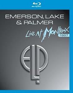 Emerson, Lake & Palmer: Live at Montreaux 1997 [Blu-ray]