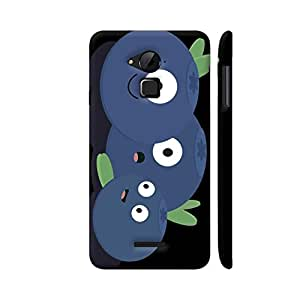 Colorpur Cute Blueberries Designer Mobile Phone Case Back Cover For Coolpad Note 3 / Note 3 Plus | Artist: Torben