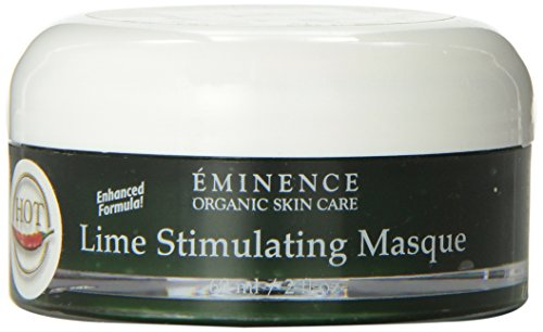 Eminence Lime Stimulating Treatment Masque, 2 Ounce