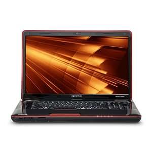 Toshiba Qosmio X505-Q887 TruBrite 18.4-Inch Laptop (Black/Red)