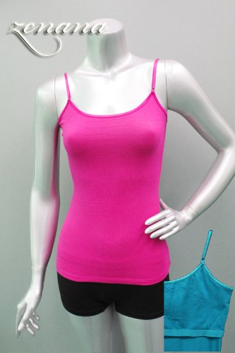 Camisole Layering Tank Top 17 inch w/ Built in