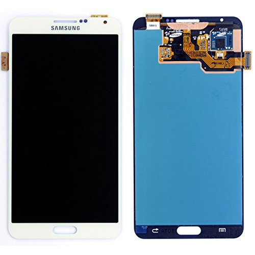 New Oem Replacement Lcd Display Touch Screen Digitizer Assembly For Samsung Galaxy Mega 6.3 I527 I9200 I9205, Epacket Shipping (White)