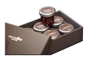 Alain Milliat Traditional Gift Box 6x1 Oz Jams