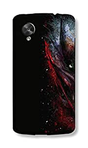 Back Cover for Nexus 5 ABSTRACT JOKER