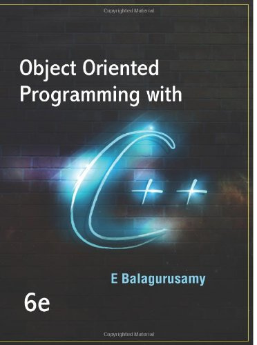 object oriented programming with c++ by balaguruswamy pdf free download