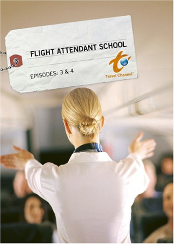 Flight Attendant School - Episode: 3 & 4