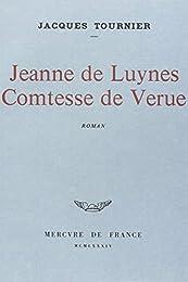 Jeanne de Luynes, comtesse de Verve