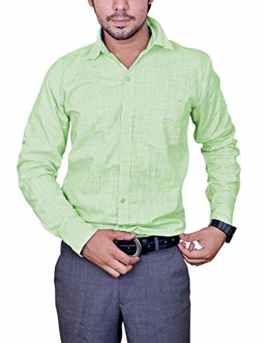 McJohn Men Slim Fit Formal Shirt