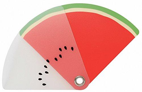 Dreams うちわ POCKET SIZE UCHIWA スライドタイプ Watermelon VRT42452