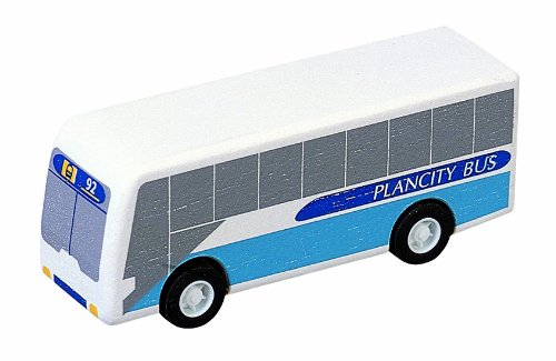 Plan Toys City Series Bus