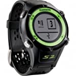GARMIN S2 GOLF GPS WATCH IN BLACK / G...